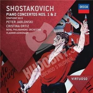 Cristina Ortiz, Peter Jablonski, The Royal Philharmonic Orchestra, Vladimir Ashkenazy - Shostakovich - Piano Concertos Nos. 1 & 2 od 6,06 €