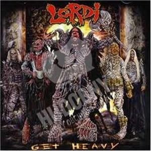 Lordi - Get Heavy od 0 €