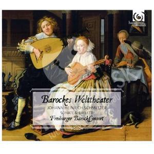 Freiburger Barockorchester - Schmelzer - Barockes Welttheater od 26,87 €