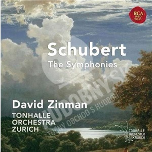 Tonhalle Orchester Zürich, David Zinman - Schubert - The Symphonies od 52,07 €