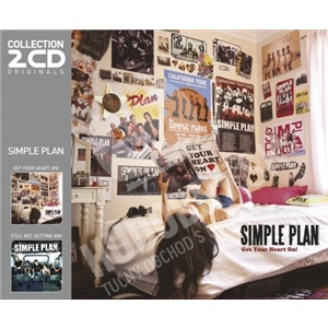 Simple Plan - Get Your Heart On! & Still Not Getting Any... od 14,99 €
