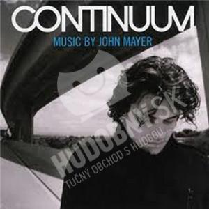 John Mayer - Contiuum od 6,92 €