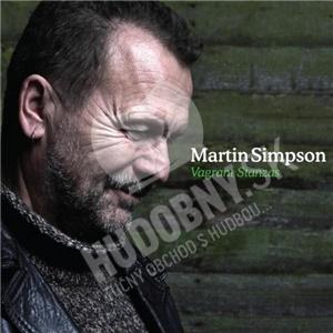 Martin Simpson - Vagrant Stanzas od 20,90 €