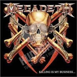 Megadeth - Killing is my business od 9,99 €