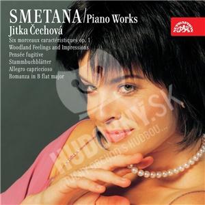Jitka Čechová - Smetana - Piano Works VI od 9,82 €