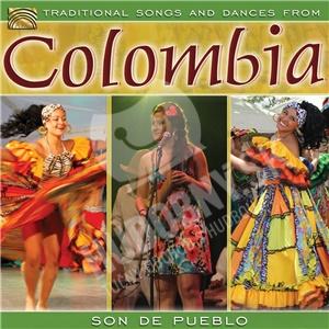 Son De Pueblo - Traditional Song & Dances From Colombia od 19,91 €