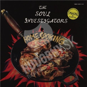 The Soul Investigators - Home Cooking od 23,23 €