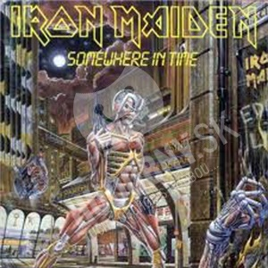 Iron Maiden - Somewhere in time od 12,77 €