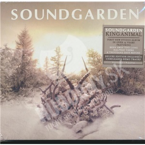 Soundgarden - King Animal (Deluxe Edition) od 15,58 €