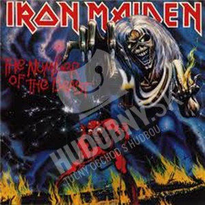 Iron Maiden - Number Of The Beast od 14,29 €