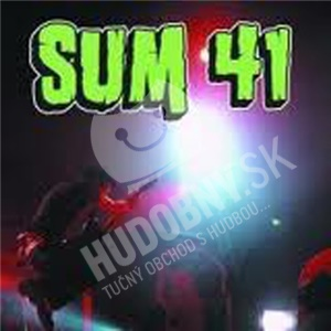 Sum 41 - Sake Bombs and Happy Engings od 13,85 €