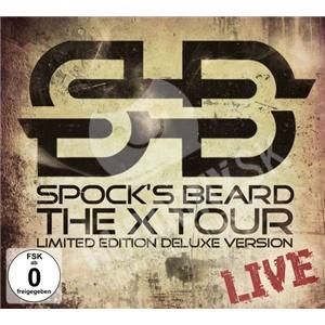Spock's Beard - The X Tour - Live od 16,72 €