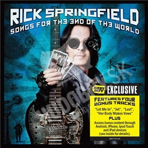 Rick Springfield - Songs For The End Of The World od 10,67 €