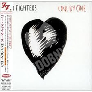 Foo Fighters - One by One od 13,49 €