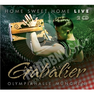 Andreas Gabalier - Home Sweet Home - Live aus der Olympiahalle München od 18,02 €