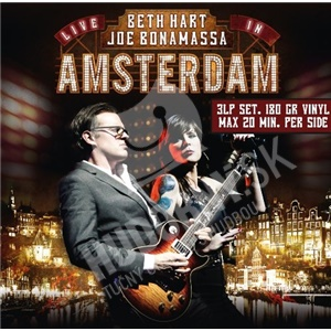 Beth Hart & Joe Bonamassa - Live In Amsterdam od 24,99 €
