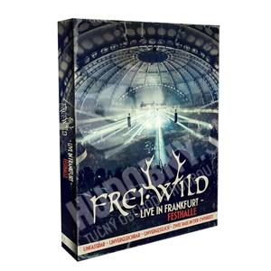 Frei.Wild - Live in Frankfurt - Festhalle 2013 od 48,76 €