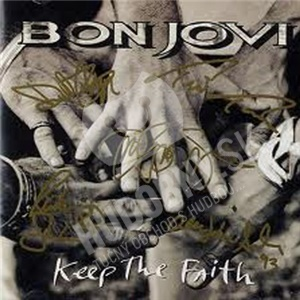 Bon Jovi - Keep the Faith od 36,10 €