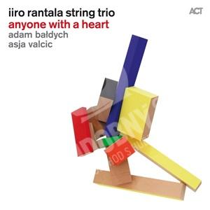 Iiro Rantala String Trio - Anyone With A Heart od 25,70 €