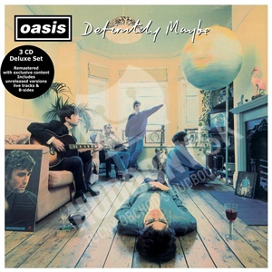Oasis - Definitely Maybe (20th Anniversary Deluxe Edition) od 31,54 €