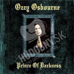 Ozzy Osbourne - Prince of Darkness (4CD Box Set) od 149,99 €
