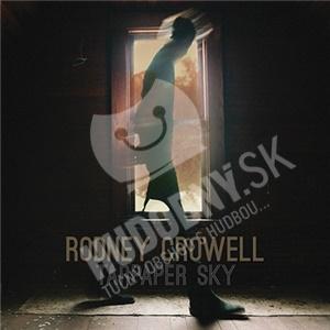 Rodney Crowell - Tarpaper Sky od 15,37 €