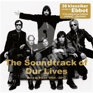 The Soundtrack of Our Lives - Rest In Piece 1994-2012 od 36,31 €
