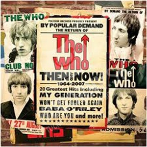 The Who - Then and Now od 8,49 €