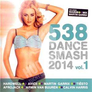 VAR - 538 Dance Smash 2014 Vol.1 od 22,81 €