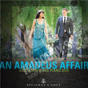 Anderson And Roe Piano Due - An Amadeus Affair od 27,28 €