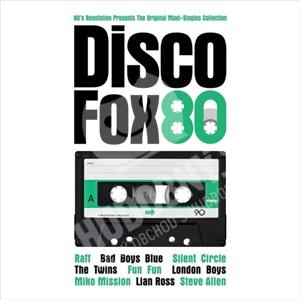 VAR - Disco Fox 80 - The Original Maxi-Singles Collection od 22,59 €