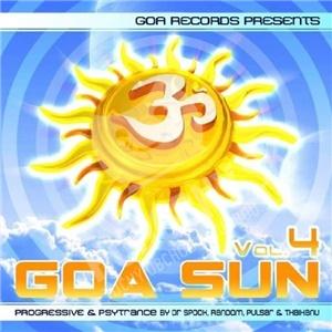 VAR - Goa Sun Vol. 4 od 22,60 €