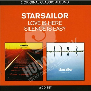 Starsailor - Love Is Here & Silence Is Easy od 34,27 €