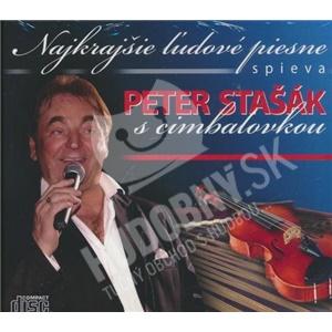 Peter Stašák - Najkrajšie ľudové piesne od 8,72 €