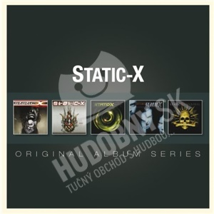 Static-X - Original Album Series od 15,67 €