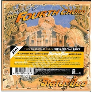 Status Quo - In Search Of The Fourth Chord & Quid Pro Quo od 10,36 €