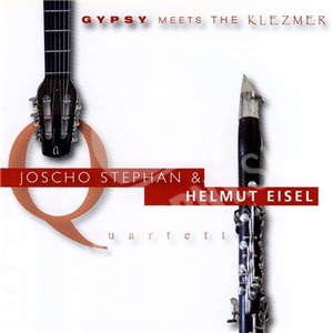 Joscho Stephan & Helmut Eisel Quartett - Gypsy Meets The Klezmer od 24,46 €