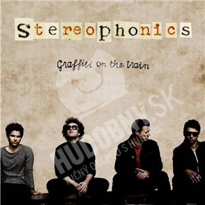Stereophonics - Graffiti On The Train (Limited Edition) od 15,21 €