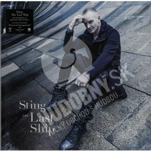 Sting - The Last Ship (Deluxe Edition) od 28,48 €