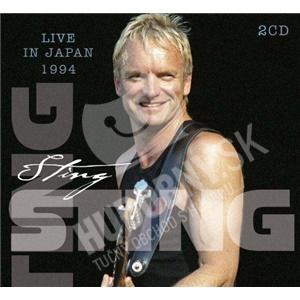 Sting - Live In Japan 1994 od 17,82 €