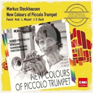 Markus Stockhausen - New Colours of Piccolo Trumpet od 7,26 €