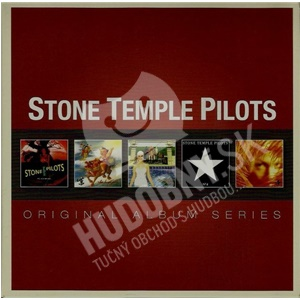 Stone Temple Pilots - Original Album Series od 19,99 €