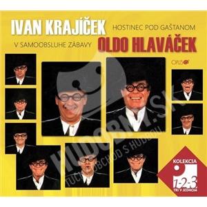 Krajíček a Hlaváček - V samoobsluhe zábavy (3CD) od 11,86 €