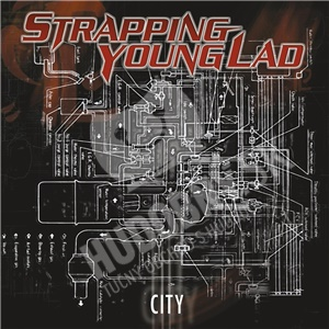 Strapping Young Lad - City (Limited Mftm 2013 Edition) od 0 €
