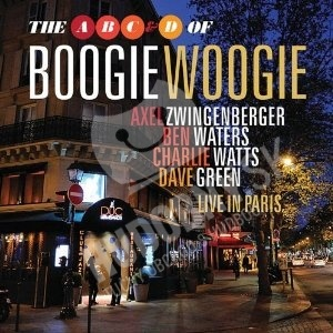 The A, B, C & D Of Boogie Woogie - Live In Paris od 21,05 €