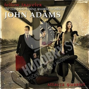 Attacca Quartet - Fellow Traveler - The Complete String Quartet Works of John Adams od 28,88 €