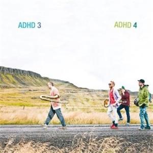 AdHd - AdHd 3&4 od 24,67 €