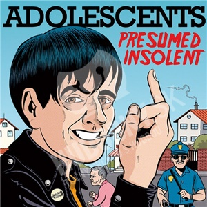 Adolescents - Presumed Insolent od 20,72 €