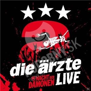 Die Ärzte - Die Nacht Der Dämonen - Live od 32,57 €