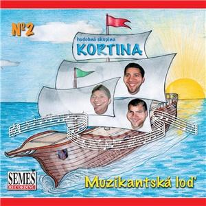 Kortina - Muzikantská loď od 8,71 €